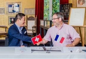 Partners. César Ritz Colleges Switzerland